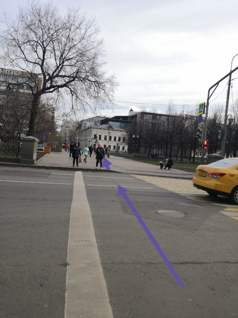 Как дойти до Лавки на Цветном бульваре?